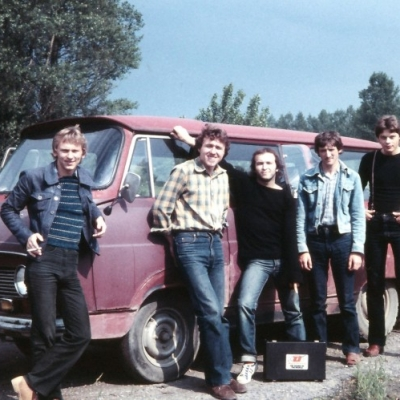 INTOLERANCE 1978 - 1987