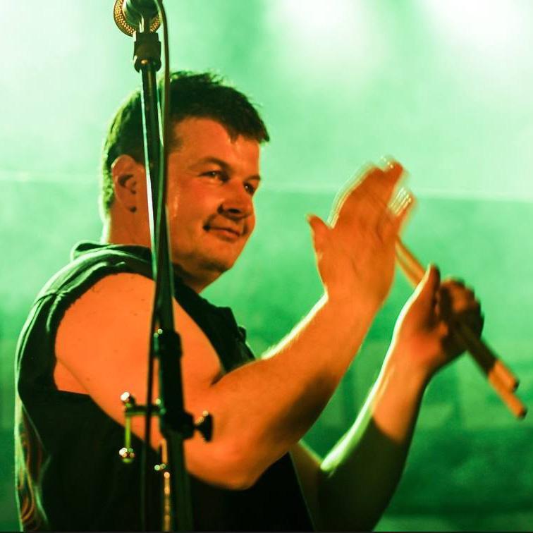 Vojtěch Rosenberg – bicí